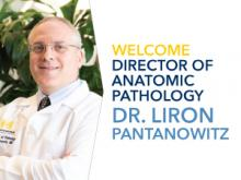 Welcome Dr. Pantanowitz